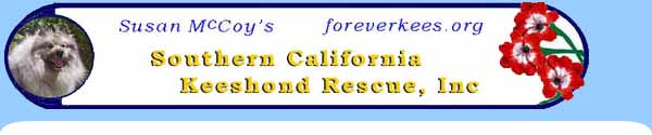 Southern California Keeshond Rescue Inc.